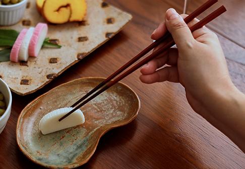お正月の食卓に、日本の伝統品で彩りを
